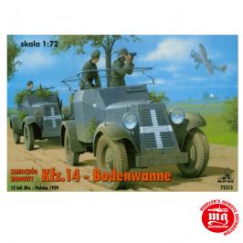 Kfz.14 BODENWANNE RPM 72313