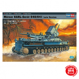 MORSER KARL GERAT 040/041 LATE VERSION HOBBY BOSS 82905