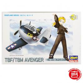TBF/TBM AVENGER HASEGAWA 60138