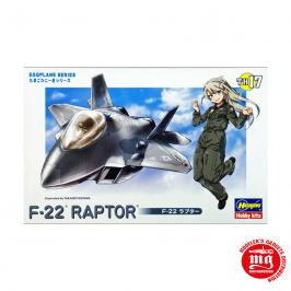 F-22 RAPTOR HASEGAWA 60127