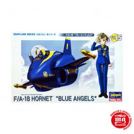 F/A-18 HORNET BLUE ANGELS HASEGAWA 60125