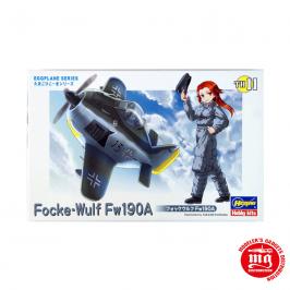FOCKE WULF Fw190A HASEGAWA 60121