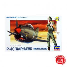 P-40 WARHAWK HASEGAWA 60119