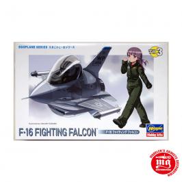 F-16 FIGHTING FALCON HASEGAWA 60103