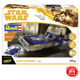 HAN´S SPEEDER STAR WARS REVELL 06769
