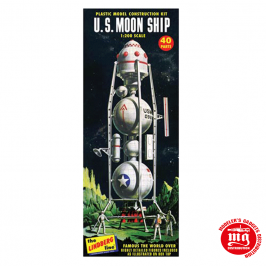 U.S. MOON SHIP LINDBERG HL602-12