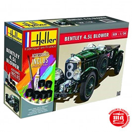 BENTLEY 4.5L BLOWER HELLER