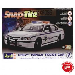 CHEVY IMPALA POLICE CAR REVELL 85-1928