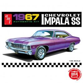 1967 CHEVROLET IMPALA SS AMT981/12