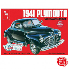 1941 PLYMOUTH FOUR PASSENGER COUPE AMT919/12