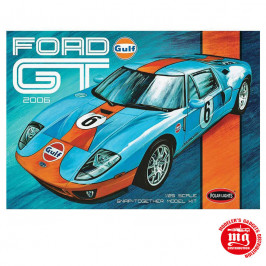 FORD GT 2006 POLAR LIGHTS 855