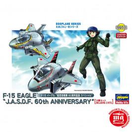 F-15 EAGLE J.A.S.D.F. 60 ANIVERSARIO HASEGAWA 60508