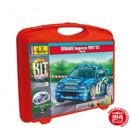 SUBARU IMPREZA WRC 02 HELLER 60199