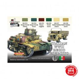 ITALIAN WWII REGIO ESERCITO LIFECOLOR CS08
