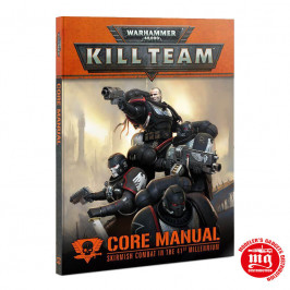 KILL TEAM CORE MANUAL WARHAMMER 40000 EN INGLES