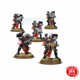 BATTLE SISTER SQUAD UPGRADE WARHAMMER 40000