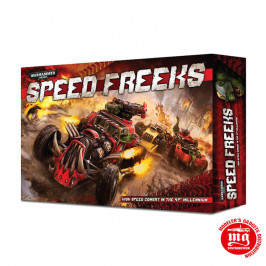 SPEED FREEKS WARHAMMER 40000