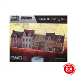 EWAR BUILDING SET PLAST CRAFT GAMES EWAR-067