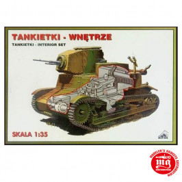 TANKIETKI  INTERIOR SET RPM 35030