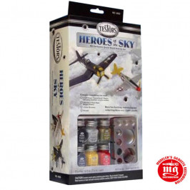 HEROES OF THE SKY TESTORS 4033 CA
