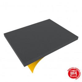 ESPUMA DE ALMACENAMIENTO ADHESIVA 3 mm FELDHERR FS003BS