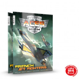 ACES HIGH MAGAZINE ISSUE 15 FRENCH JET FIGHTERS EN CASTELLANO AK2932