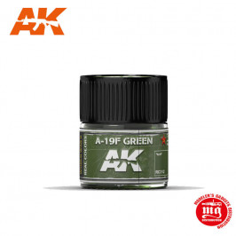 A-19F GREEN RC312