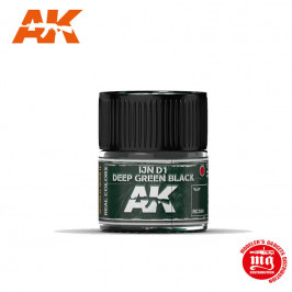 IJN D1 DEEP GREEN BLACK RC304