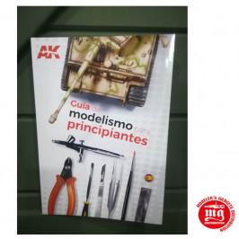 GUIA DE MODELISMO PARA PRINCIPIANTES AK252