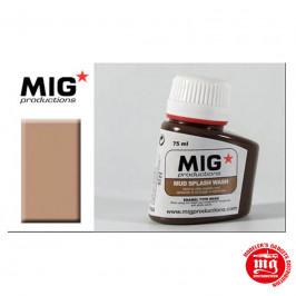 MUD SPLASH WASH MIG PRODUCTIONS P304