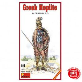 HOPLITA GRIEGO SIGLO IV ANTES DE CRISTO MINIART 16013