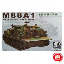 M88A1 BERGEPANZER TANQUE DE RECUPERACION AFV CLUB AF35008