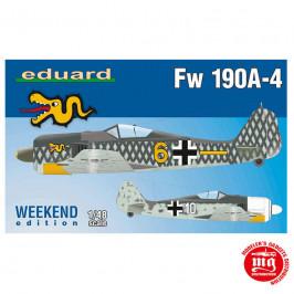 Fw 190A-4 EDUARD 84121