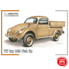 VW TYP 825 PICK UP SPECIAL HOBBY SA35007
