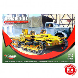 RENAULT UE UNIVERSAL SCOUT CARRIER MIRAGE HOBBY 354025