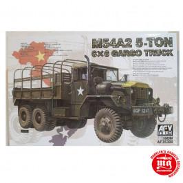 M54A2 5TON 6X6 CARGO TRUCK AFV CLUB AF35300