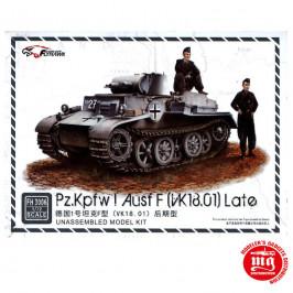 Pz.Kpfw I Ausf F  LATE CON DOS FIGURAS FLYHAWK FH 3006
