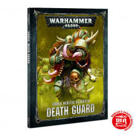 CODEX DEATH GUARD EN INGLES WARHAMMER 40000