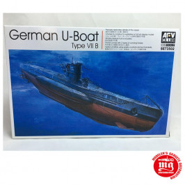 GERMAN U BOAT TYPE VII B AFV CLUB SE73502