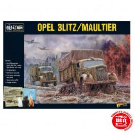 OPEL BLITZ MAULTIER BOLT ACTION WARLORD BOLT ACTION 402012018 ESCALA 1:56