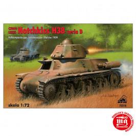 HOTCHKISS H38 SERIE D RPM 72218
