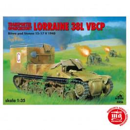 LORRAINE 38L VBCP RPM 35056