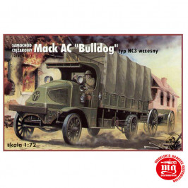 MACK AC BULLDOG TYPE HC3 RPM 72401