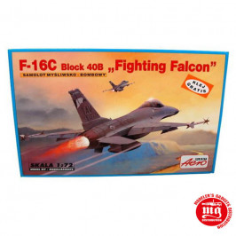 F-16C BLOCK 40B FIGHTING FALCON AEROPLAST 00295