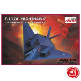 F-117A NIGHTHAWK AEROPLAST 00141