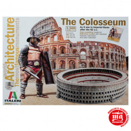 THE COLOSSEUM ITALERI 68003