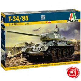 T-34/85 ITALERI 6545
