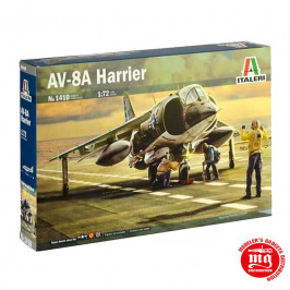 AV-8A HARRIER ITALERI 1410