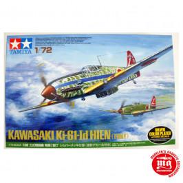 KAWASAKI Ki-61-Id HIEN TONY TAMIYA 25420