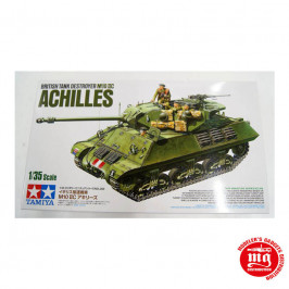 ACHILLES BRITISH TANK DESTROYER M10 IIC TAMIYA 35366